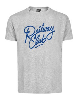 Camiseta Hektik Railway club