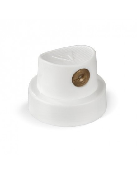 Cap trazo fino - Super Skinny White/Gold ~ 1,5 cm