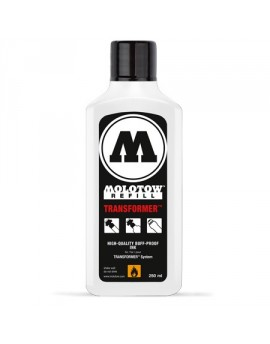 Bote vacío Molotow Transformer 250ml