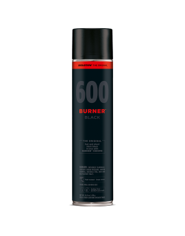 Spray de pintura Molotow Burner Black 600ml