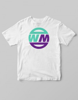 Camiseta Writers Madrid Blanca - WM