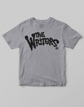 Camiseta Writers Madrid Gris - The Writers