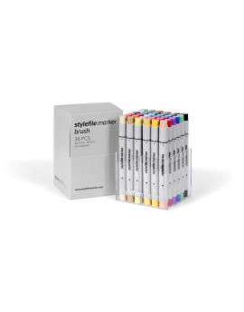 Stylefile Brush Set Main A (36 rotuladores)