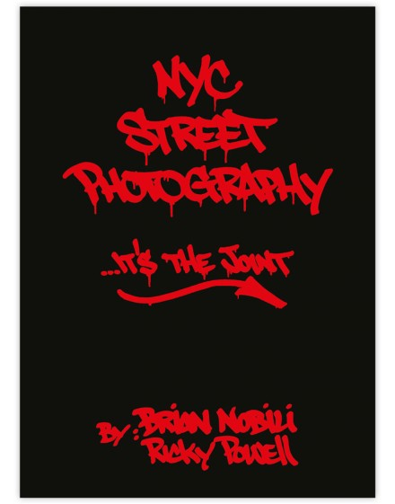 Libro NYC Street Photography