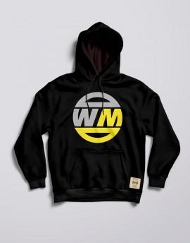 Sudadera WM - negro