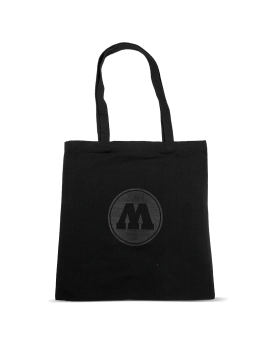 Bolsa de tela Molotow - negra