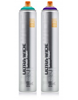 Spray Montana Cans Ultrawide 750ml
