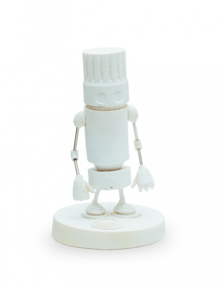 "FIGURITA PARA PINTAR ""TOYS NOT FOR TOYS"" SPRAY"