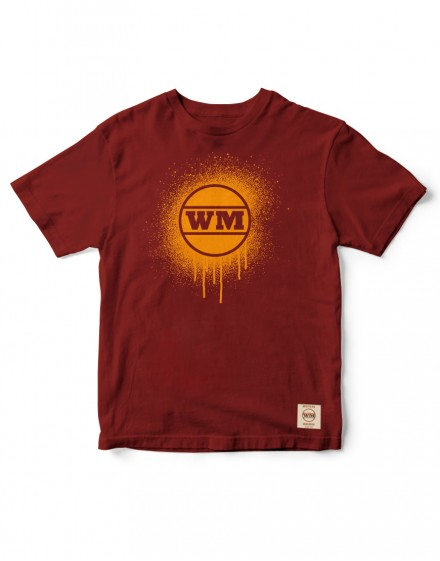 Camiseta -ASTRO FAT WM-naranja