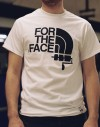 Camiseta For The Face - Blanca