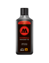 tinta permanente negra molotow coversall 250ml