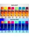 spray pintura fluorescente molotow premium 400m