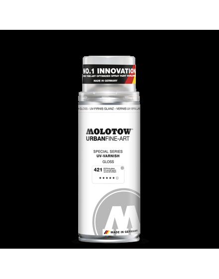 Spray de barniz resistencia UV Molotow UFA 400ml