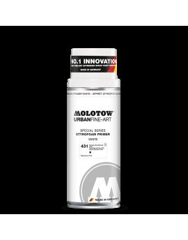 Imprimacion en Spray de Poliestireno Molotow UFA 400ml