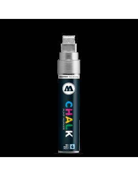 Rotulador de tiza líquida metalizado Molotow chalk 15mm