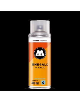 barniz en spray acrilico One4all Molotow