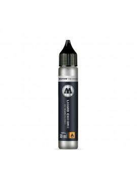 Tinta plata cromada Liquid Chrome 30ml