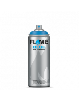 Spray de pintura acrílica Flame Blue 400ml