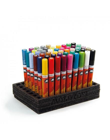 Estuche completo one4all 227hs 50 colores