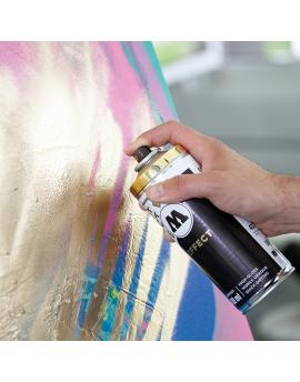 spray de pintura efecto cromado oro Molotow UFA