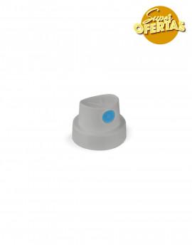 Cap trazo medio - Medium Cap gris/azul ~ 4 cm