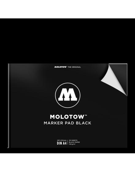 Molotow Black Pad A4