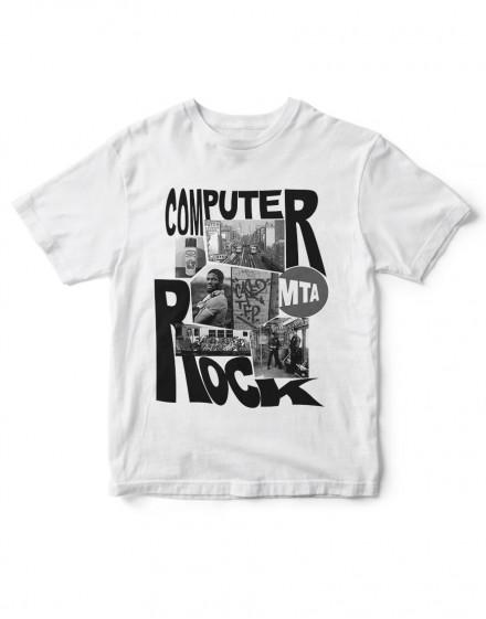 "La verja ""stracci wear""- Rock computer"