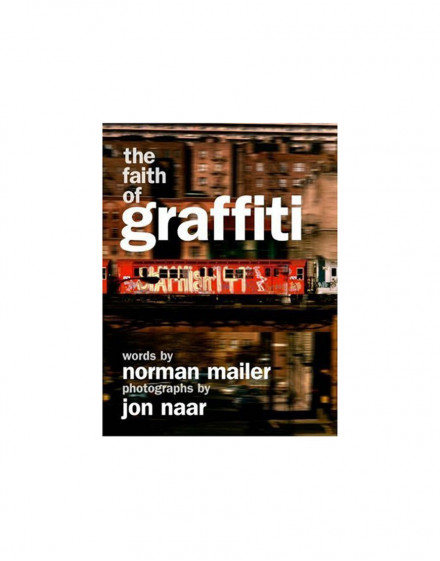 The faith of graffiti-book