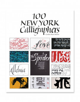 100 new york calligraphers