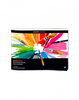 ONE4ALL PROFESSIONAL SKETCHPAD DIN A4- vertical