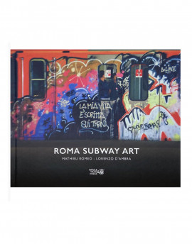 Libro Roma Subway Art