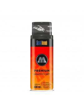 spray de pintura molotow premium transparent 400ml
