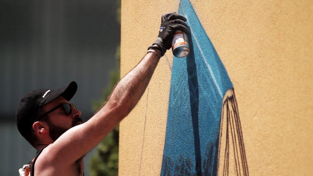 graffiti mural valladolid Rage Writers Madrid 3