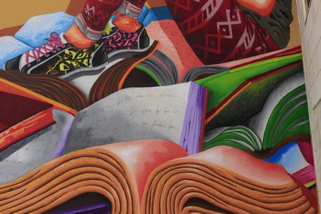 graffiti mural valladolid Rage Writers Madrid 4