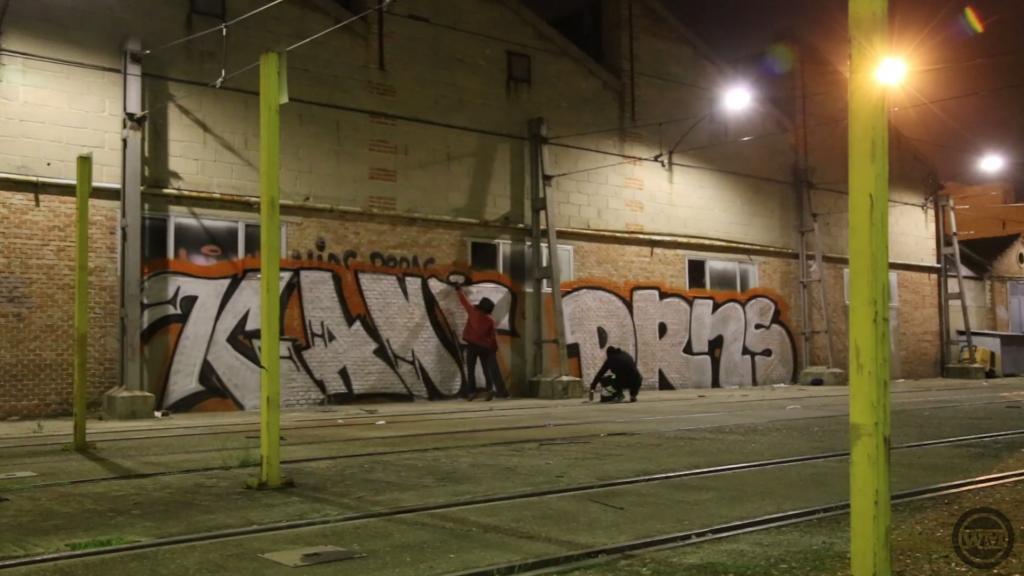silver nights graffiti madrid