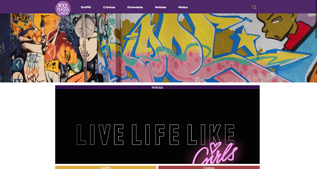 Blog de graffiti rockhastalas6
