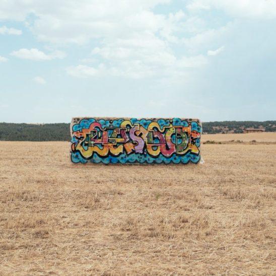 graffiti rural