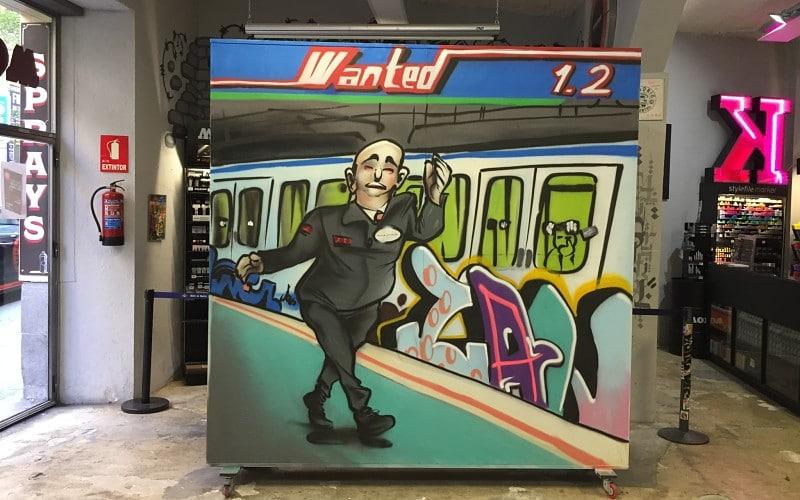 libro de graffiti Pua 13