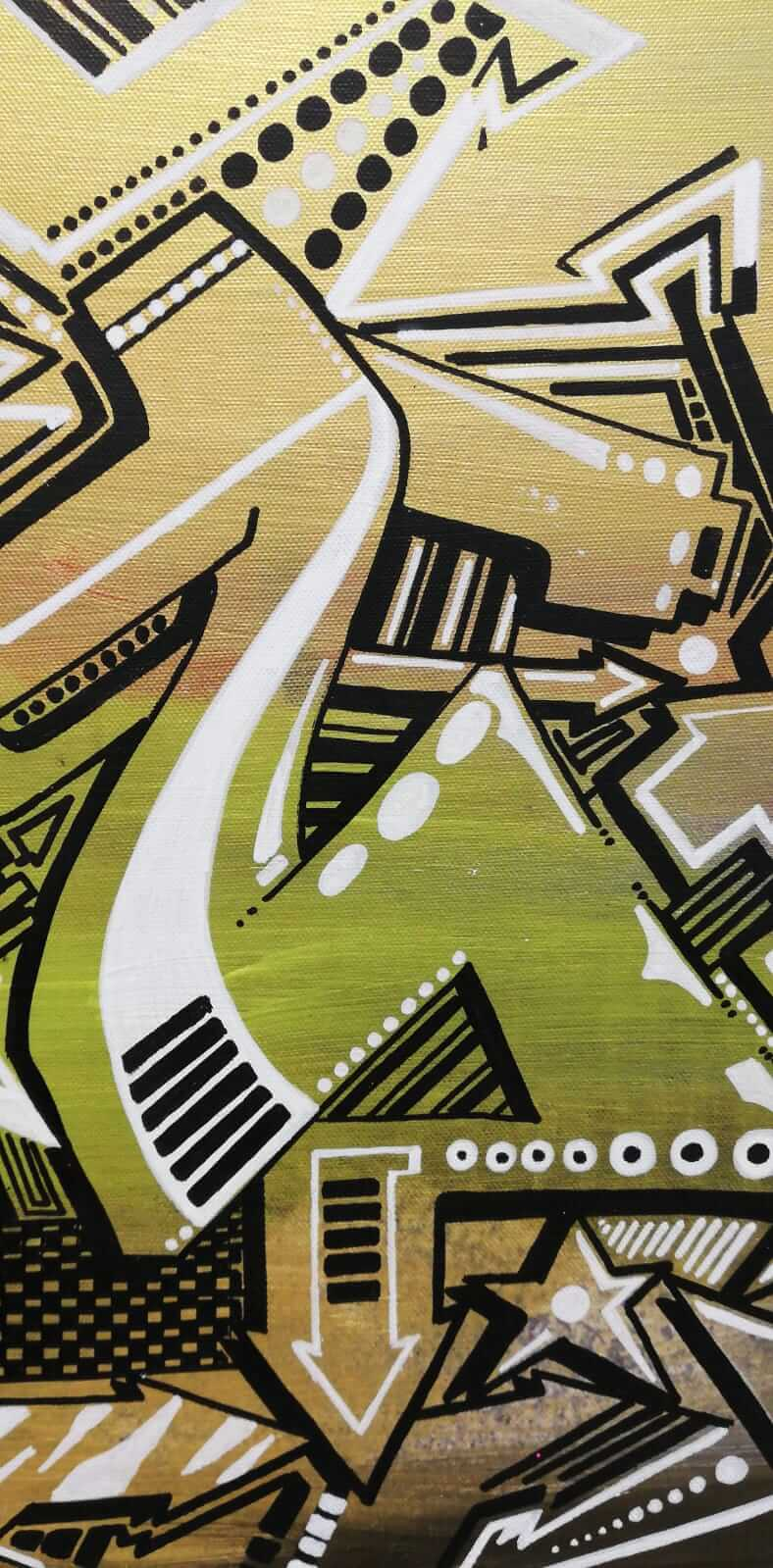 exposicion de graffity mets