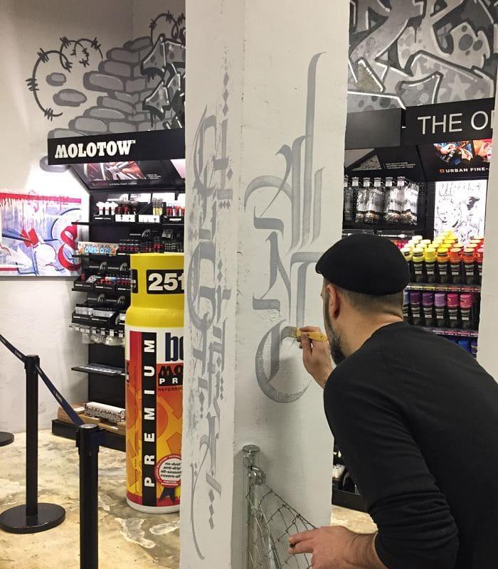 Exposicion de graffiti nem1977