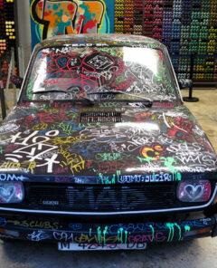exposiciones de graffiti