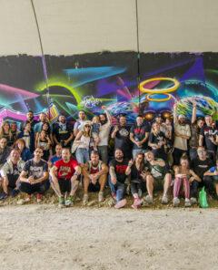 aniversario de graffiti Ase