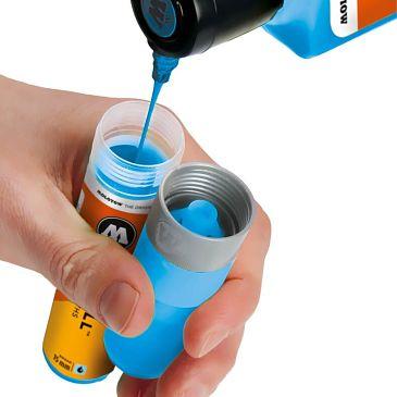 pintura acrilica rotulador vacio