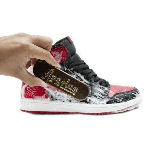 limpiador sneakers angelus