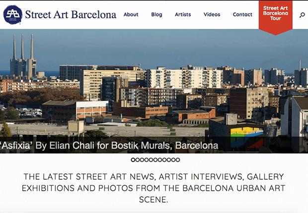 blog street art bcn