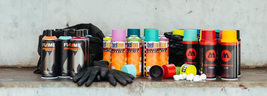 Packs Spray